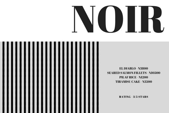 Noir Rating