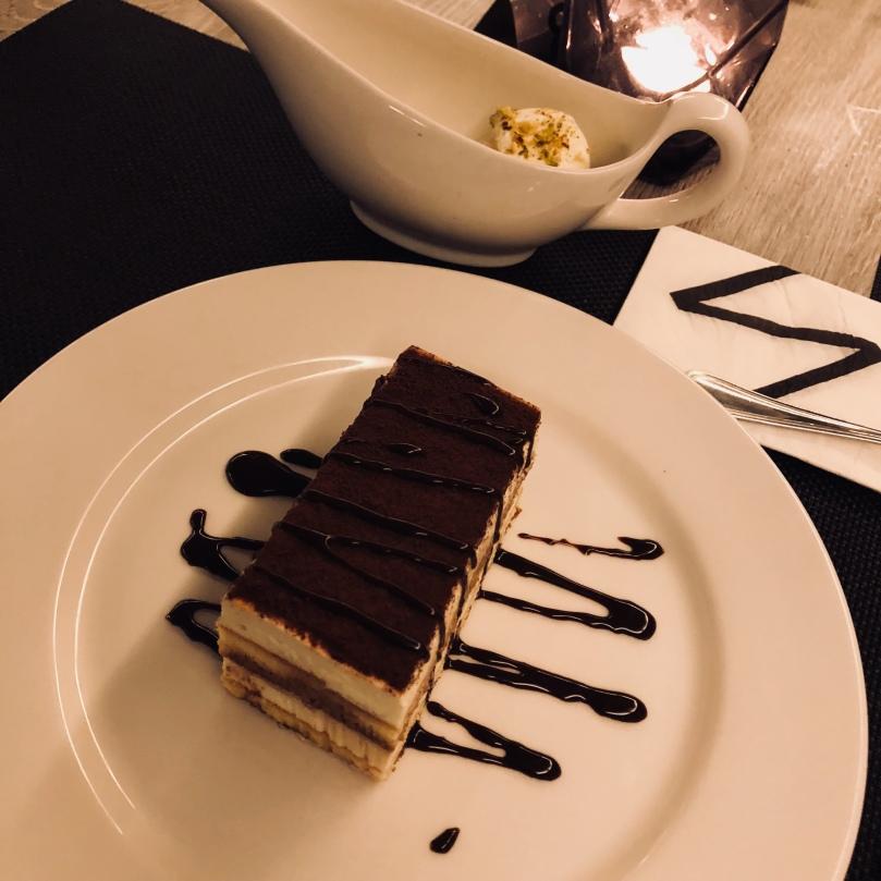 Noir Tiramisu, Ice Cream