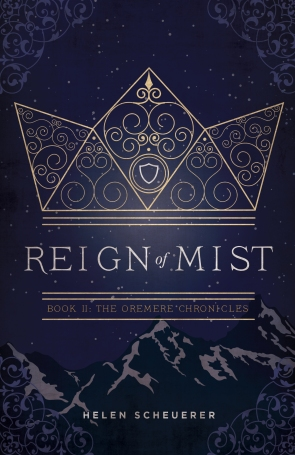 Book cover (Reign of Mist)