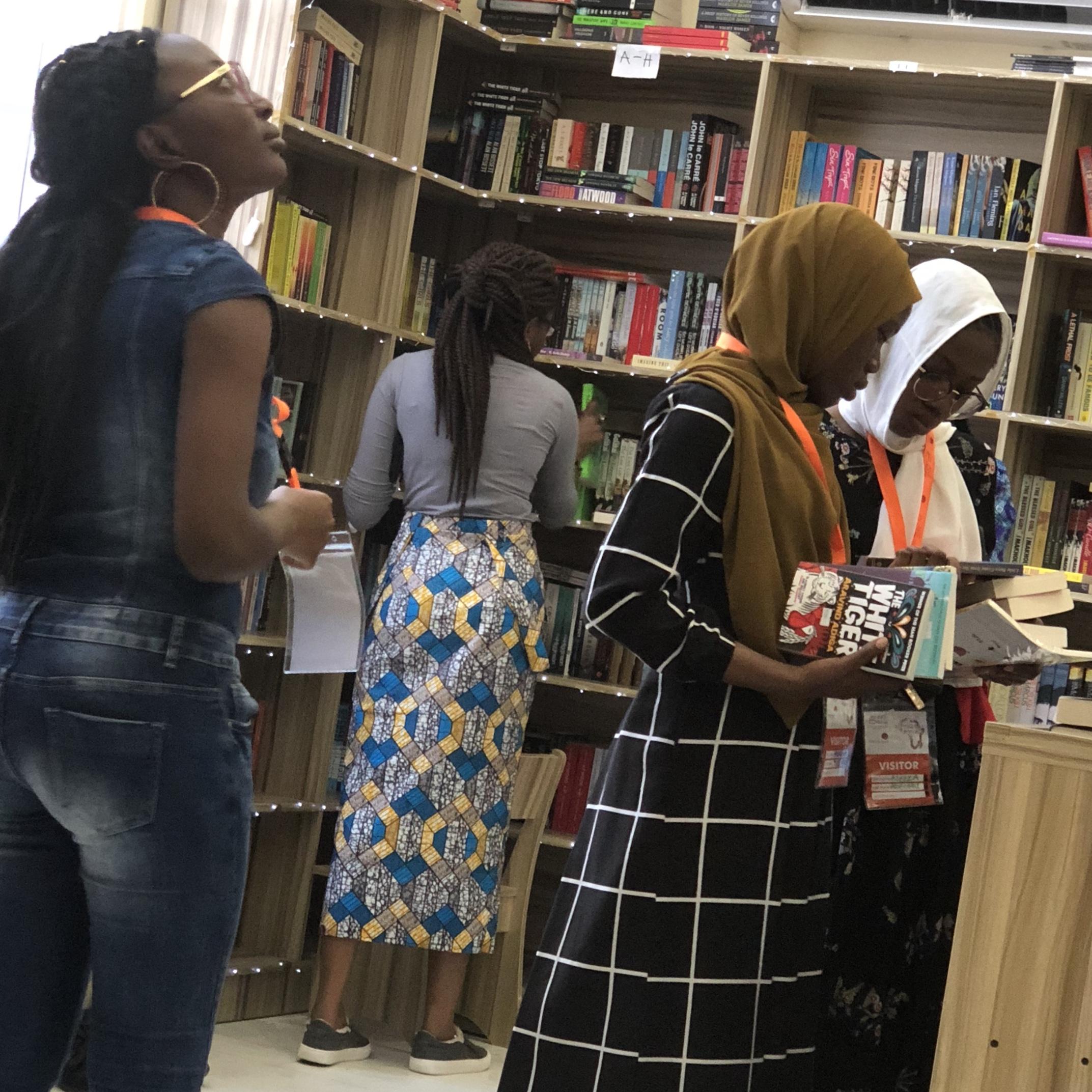 Bookstagram friends