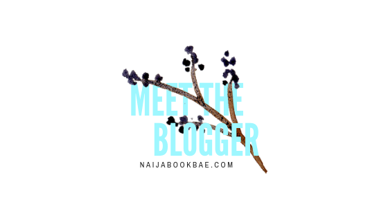 Meet the Blogger