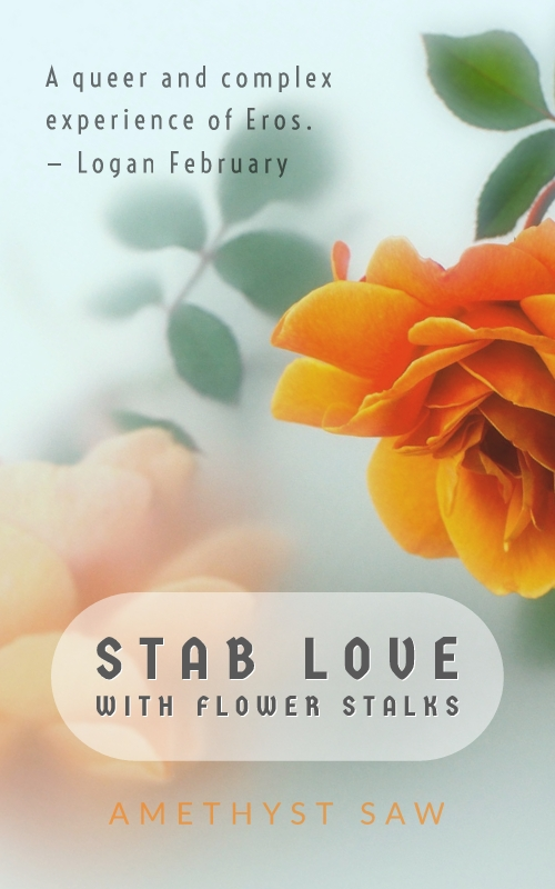 Stab Love with Flower Stalks