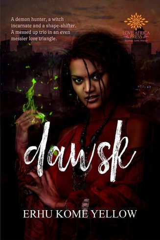 Dawsk by Erhu Kome Yellow | Love Africa Press