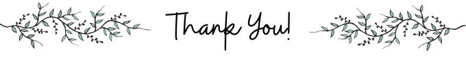 thanks you
